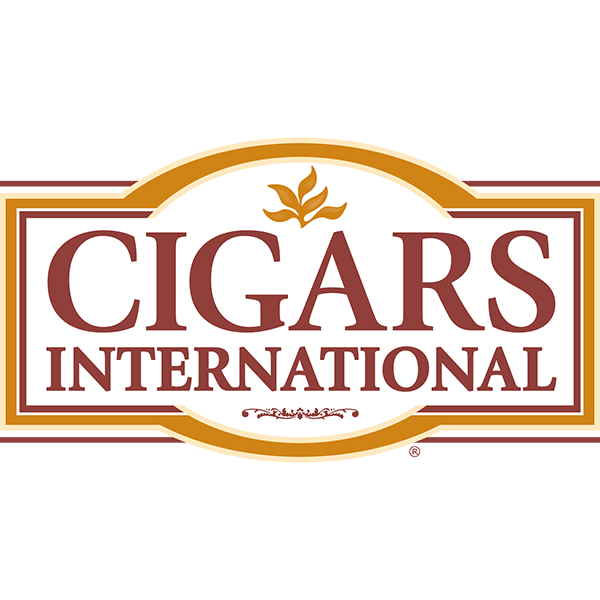 Cigars International logo grey