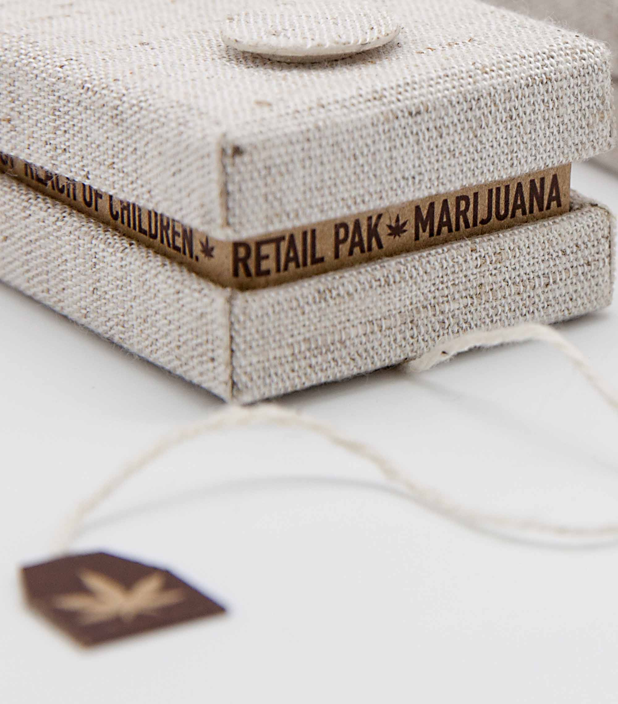 Cannabis Packaging Design & Manufacture