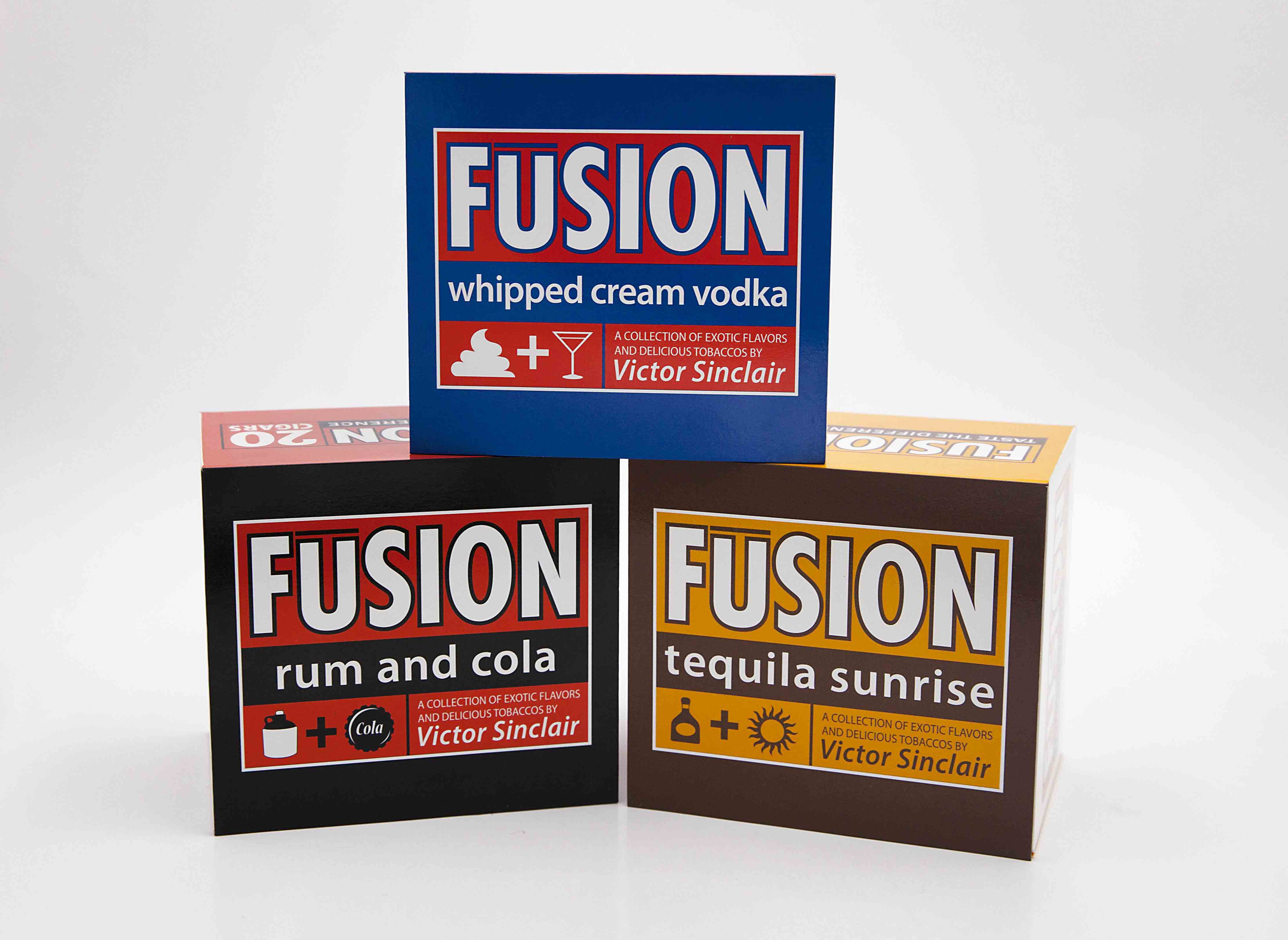 Cigar Packaging - Fusion Tobacco Boxes