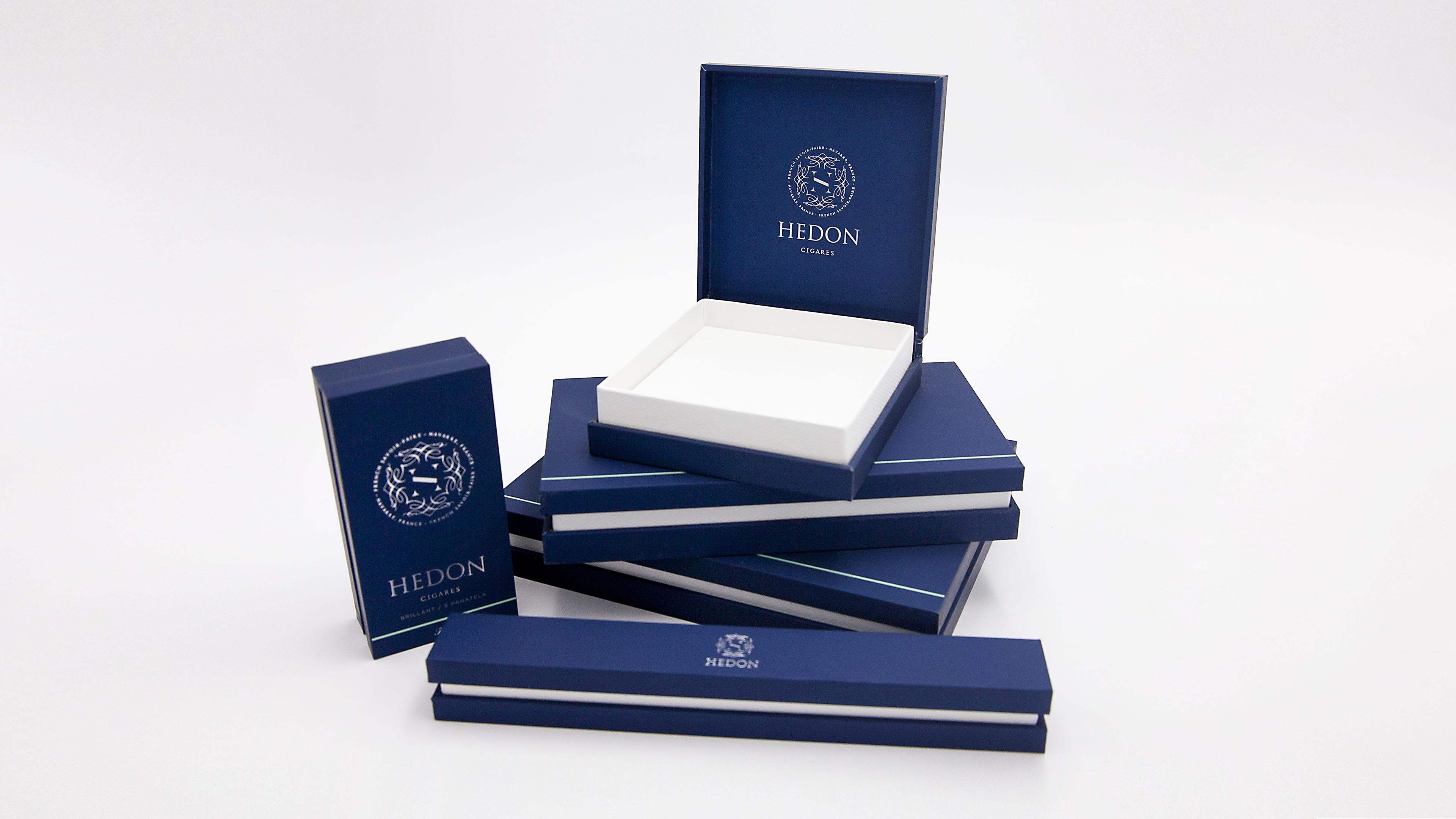 Luxury Cigar Packaging - Hedon Cigar Boxes