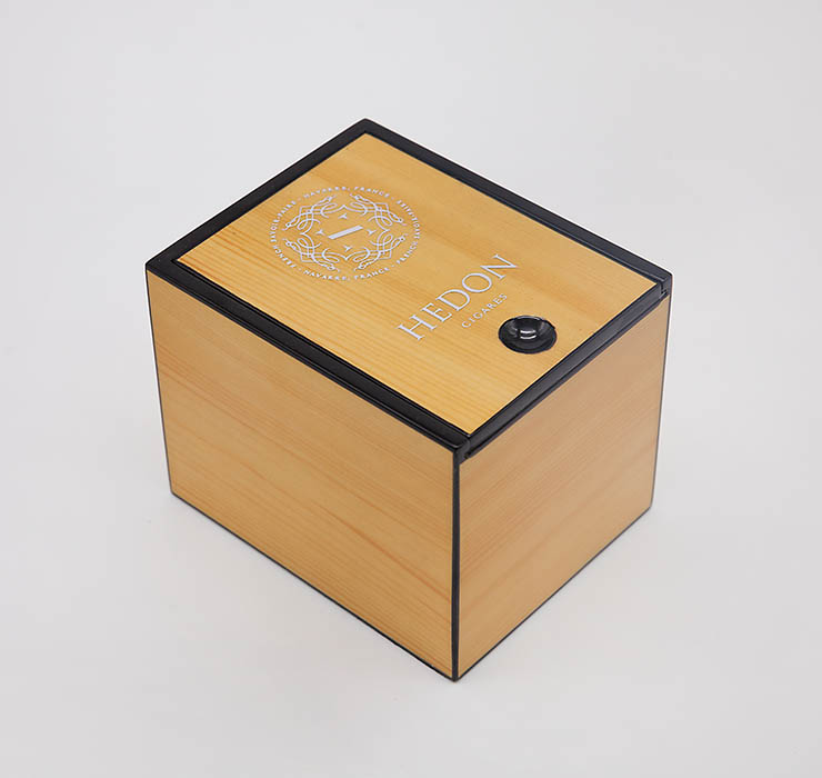 Luxury Cigar Packaging - Hedon Cigares