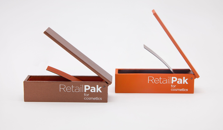 Retail Pak Custom Makeup Packaging
