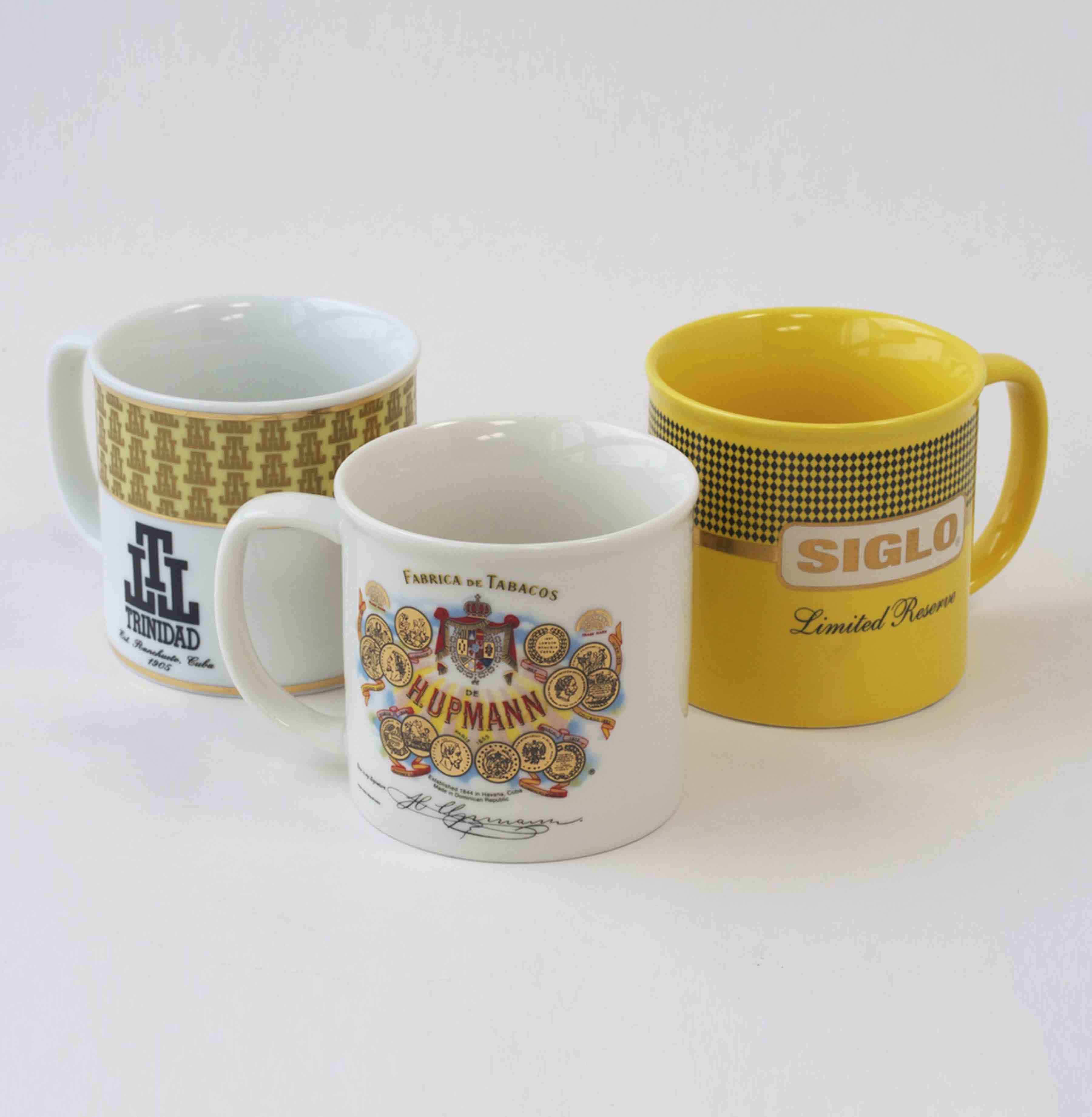 Custom Packaging - Miscellaneous - Altadis Coffee Mugs
