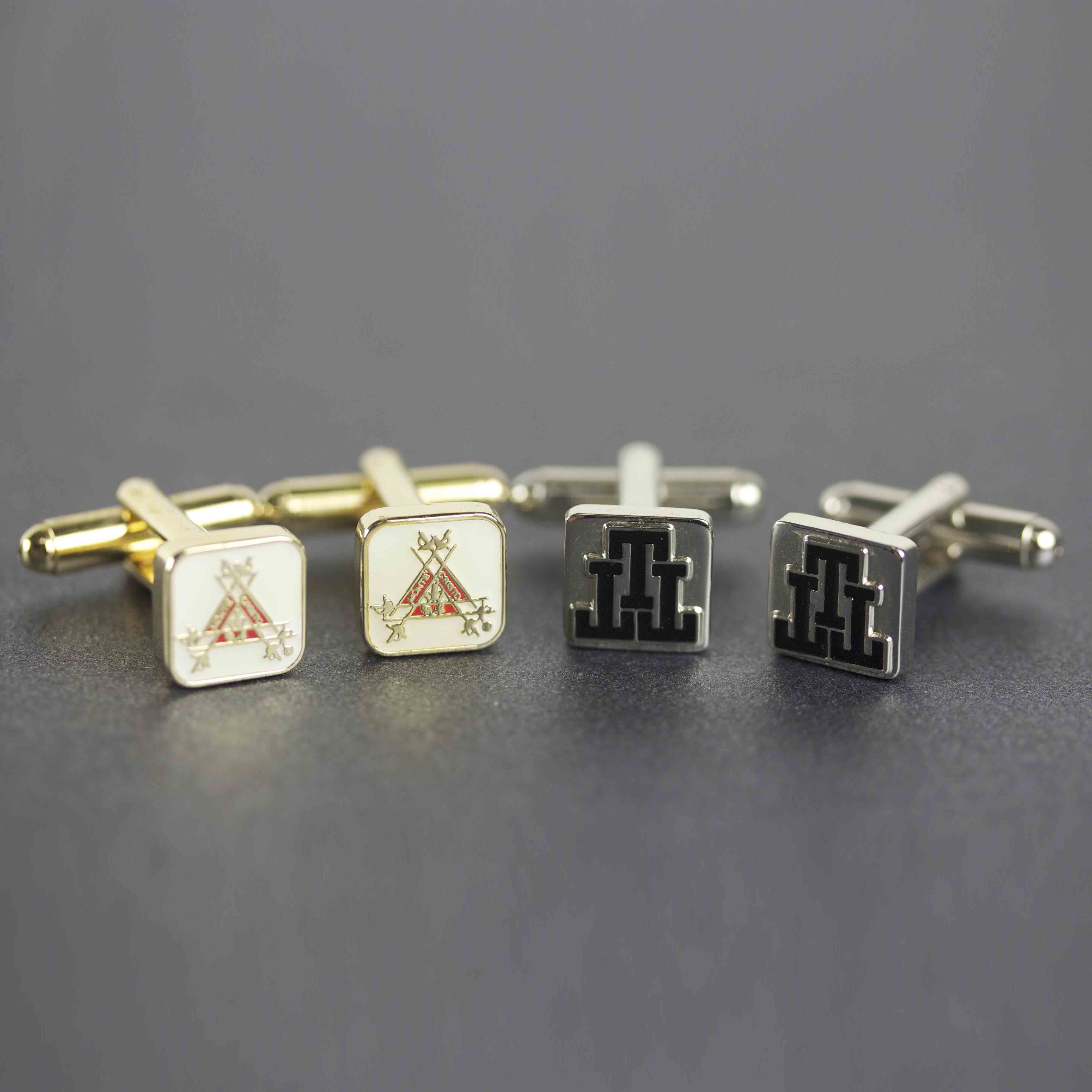 Custom Packaging - Miscellaneous - Altadis Cufflinks