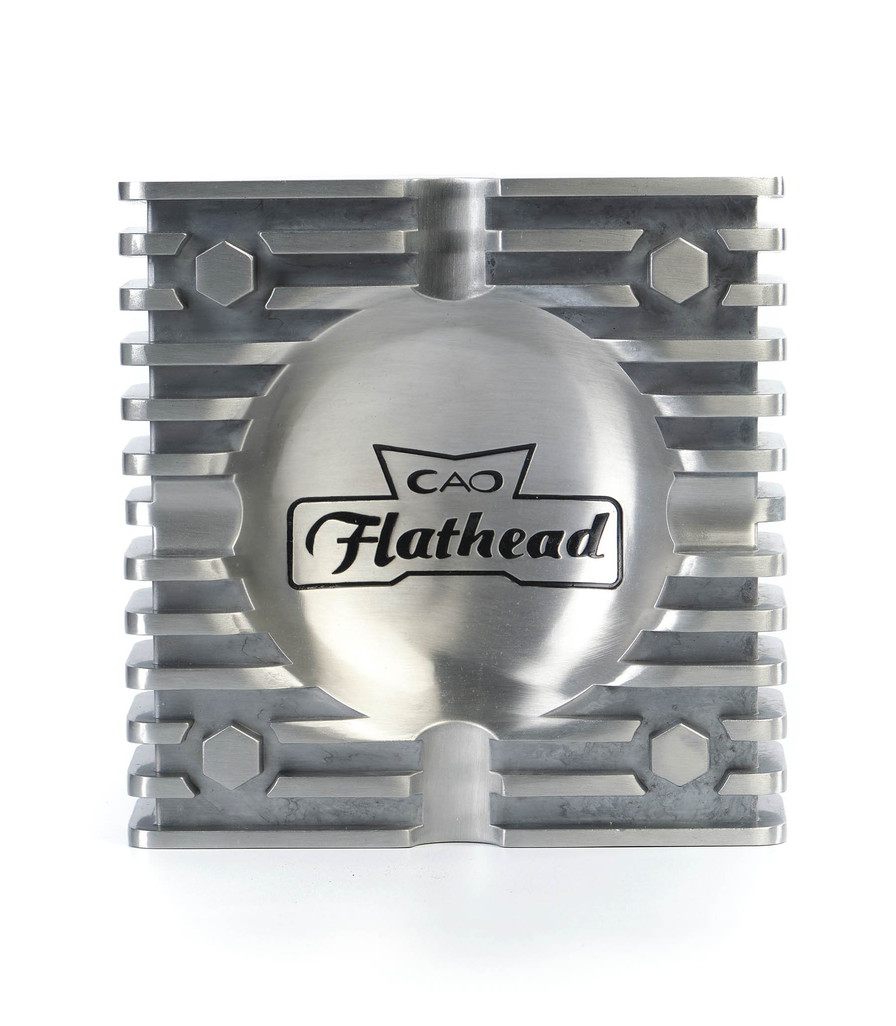 Custom Packaging - Ashtrays - CAO Flathead