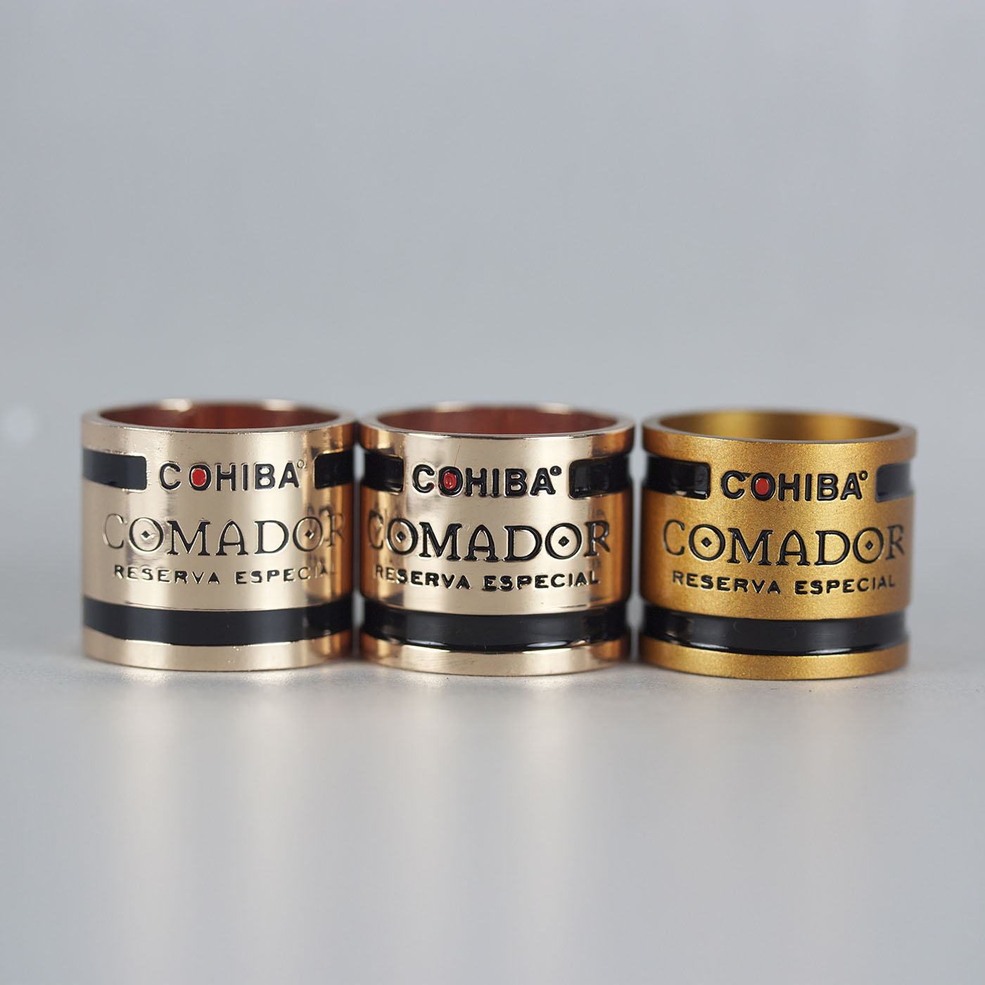 Custom Packaging - Miscellaneous - Cohiba Cigar Rings