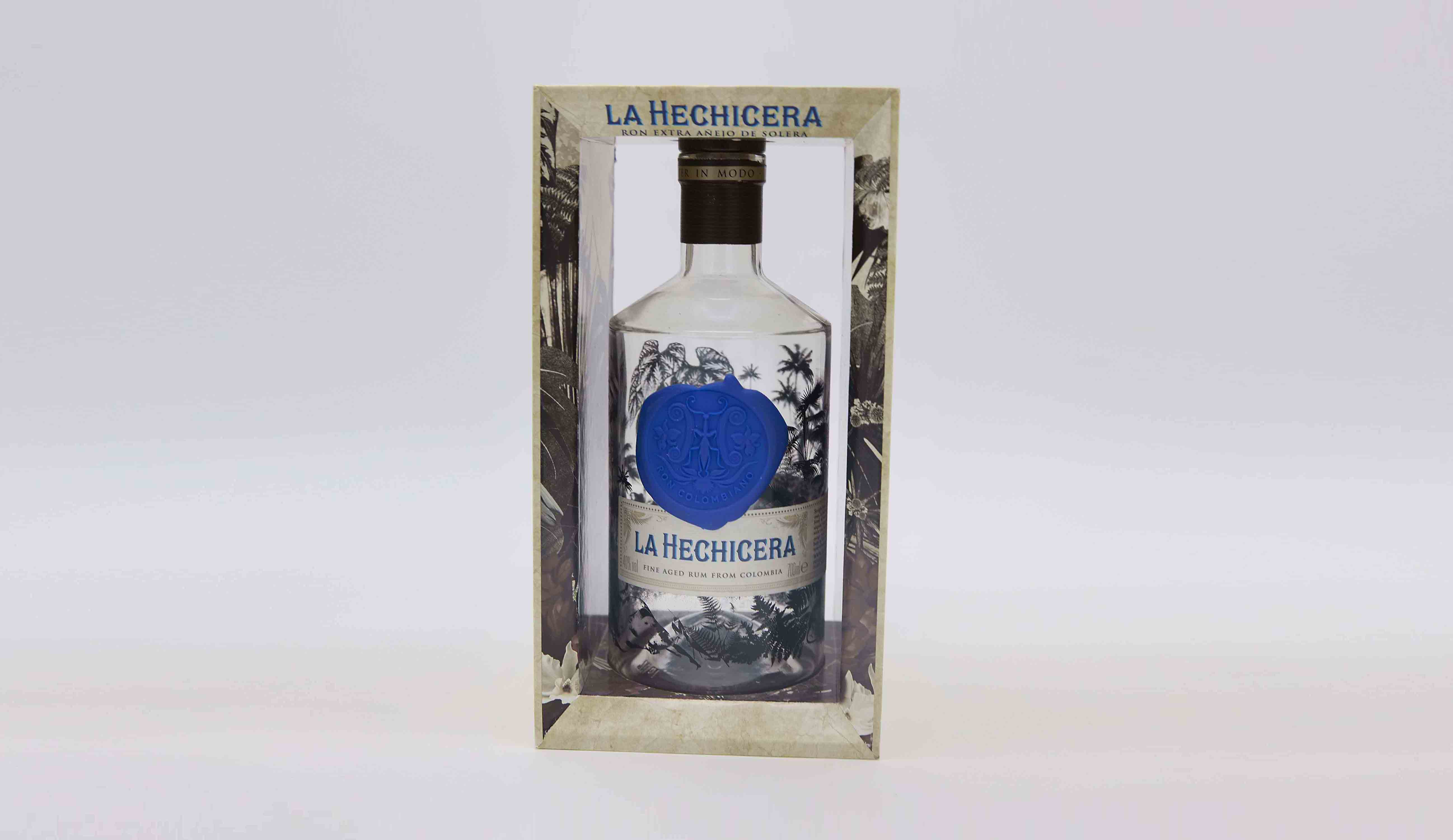 Wine & Spirits Packaging - La Hechicera Tequila Box